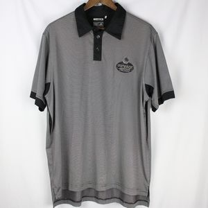 Adidas Clima Cool Outback Steakhouse Pro-Am Polo